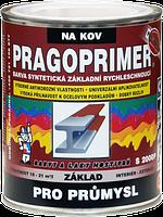 Быстросохнущая синтетическая грунтовочная краска PRAGOPRIMER PRO PRŮMYSL S2000P