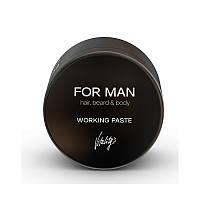 Паста матирующая для волос Vitality's working paste 75 мл..