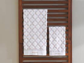 Махровое полотенце Marie Claire Revers 70*140 см