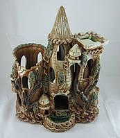 Керамика для аквариума Замок большой, 30х40 см., фото 1