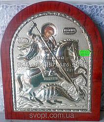 """Икона """"Святой Гейоргий Победоносец"""" 26 x 31"""