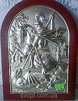 """Икона """"Святой Георгий Победоносец"""" 21 x 28"""