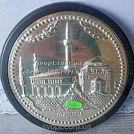 """Икона """"Храмы Янины"""" окружность 21 см"""