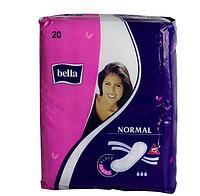 Женские гигиенические прокладки Bella normal 20 шт. 3 капли
