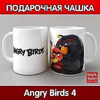Чашка Angry Birds 4
