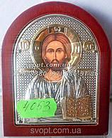 """Икона """"Иисус Христос""""  19 x 17"""