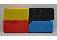Портативная Bluetooth колонка X3, многофункциональный музыкальный плеер, музыкальная колонка радиоприемник