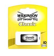 Лезвия Wilkinson Sword  (Schick) Classic  10 шт.