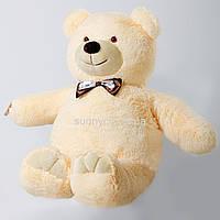 Мистер Медведь бежевый 130 см, фото 1