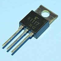 Транзистор полевой 2SK1117  TO-220  Toshiba