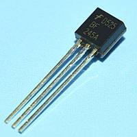 Транзистор полевой BF245A  TO-92  FSC