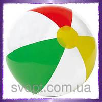 Мяч надувной разноцветный (41 см) 59010 intex