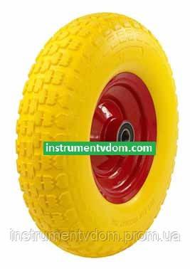 Колесо пенополиуретановое 3.50-6 (диаметр 342 мм)