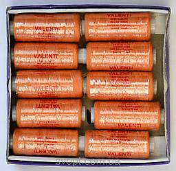 Нитки для ручного шитья оранжевый