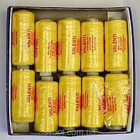 Нитки для ручного шитья желтый