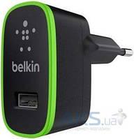 Зарядное устройство Belkin Charger 2,1A/10W Black (BK670/1Port)