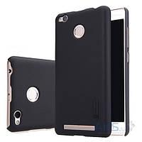 Чехол Nillkin Super Frosted Shield Xiaomi Redmi 3 Pro, Redmi 3S Black