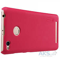 Чехол Nillkin Super Frosted Shield Xiaomi Redmi Note 3, Redmi Note 3 Pro Red
