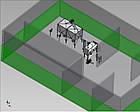 Горизонтальный смеситель комбикорма NHM 2500, фото 5