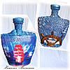 """Морской сувенир декор бутылки """"Моему капитану"""", подарки в морском стиле"""