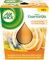 AirWick Duftkerze Essential Oil Infusion Anti-Tabac Orange - Cвеча ароматизированная