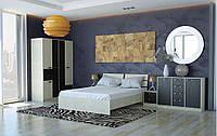 Кровать двуспальная Клеопатра