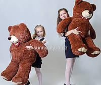 Мистер Медведь бурый 130 см, фото 1