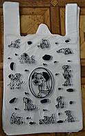 Пакет майка Далматинец (250шт в упаковке)