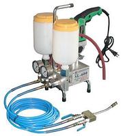 Электрический двухкомпонентный поршневой инъекционный насос, фото 1