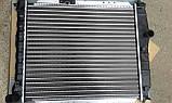 Радиатор охлаждения без кондиционера Aveo КМС, фото 2