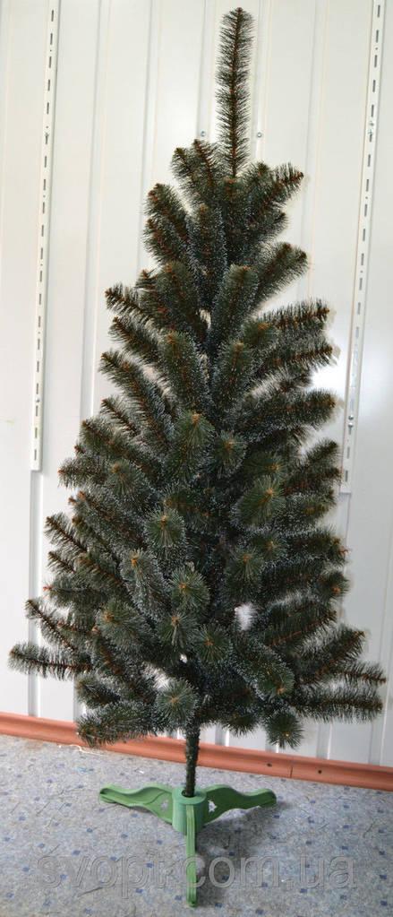 Сосна искусственная темно-зеленая 1.5м