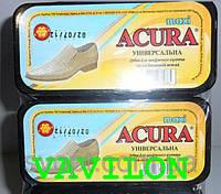 Губка-пропитка для обуви Acura универсальная