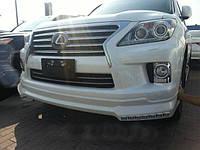 Обвес Lexus LX570 2012-