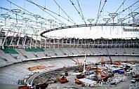 Наш стадион будет экологически чистым