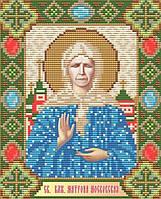 Набор алмазной мозаики. Икона Святая Блаженная Матрона Московская.