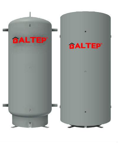 Аккумуляторы тепла Альтеп ТА 1500 (теплобаки для отопительных котлов)