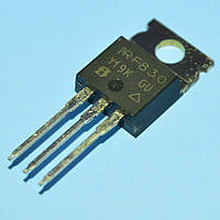 Транзистор полевой IRF830  TO-220  Vishay