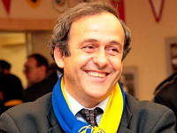 Мишель Платини: «С Евро-2012  все ок?!»