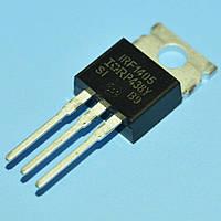 Транзистор полевой IRF1405  TO-220  IR