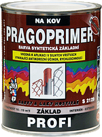 Синтетическая грунтовочная краска PRAGOPRIMER PROFI S2129