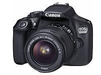 Canon EOS 1300D Kit 18-55mm IS (официальная гарантия, наличие на складе)