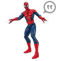 Спайдермен интерактивный говорящий Дисней 35см /Spider Man Avengers Marvel