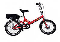 Электровелосипед складной Вольта Квант, фото 1