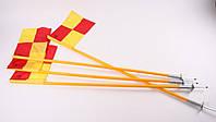 Флаги угловые(грунт) LS-6000