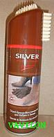 Спрей-краска восстановитель для нубука и замши Silver коричневый