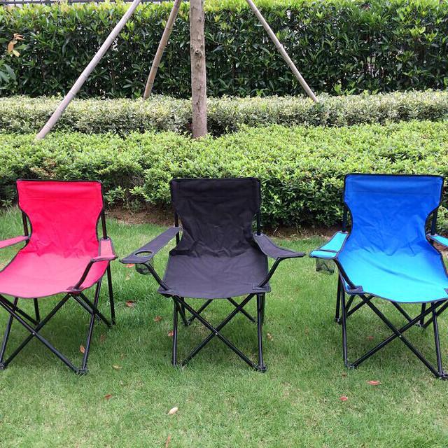 Кресла и стулья портативные