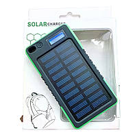 Power Bank 20000 +Solar Panel SY369 с дисплеем