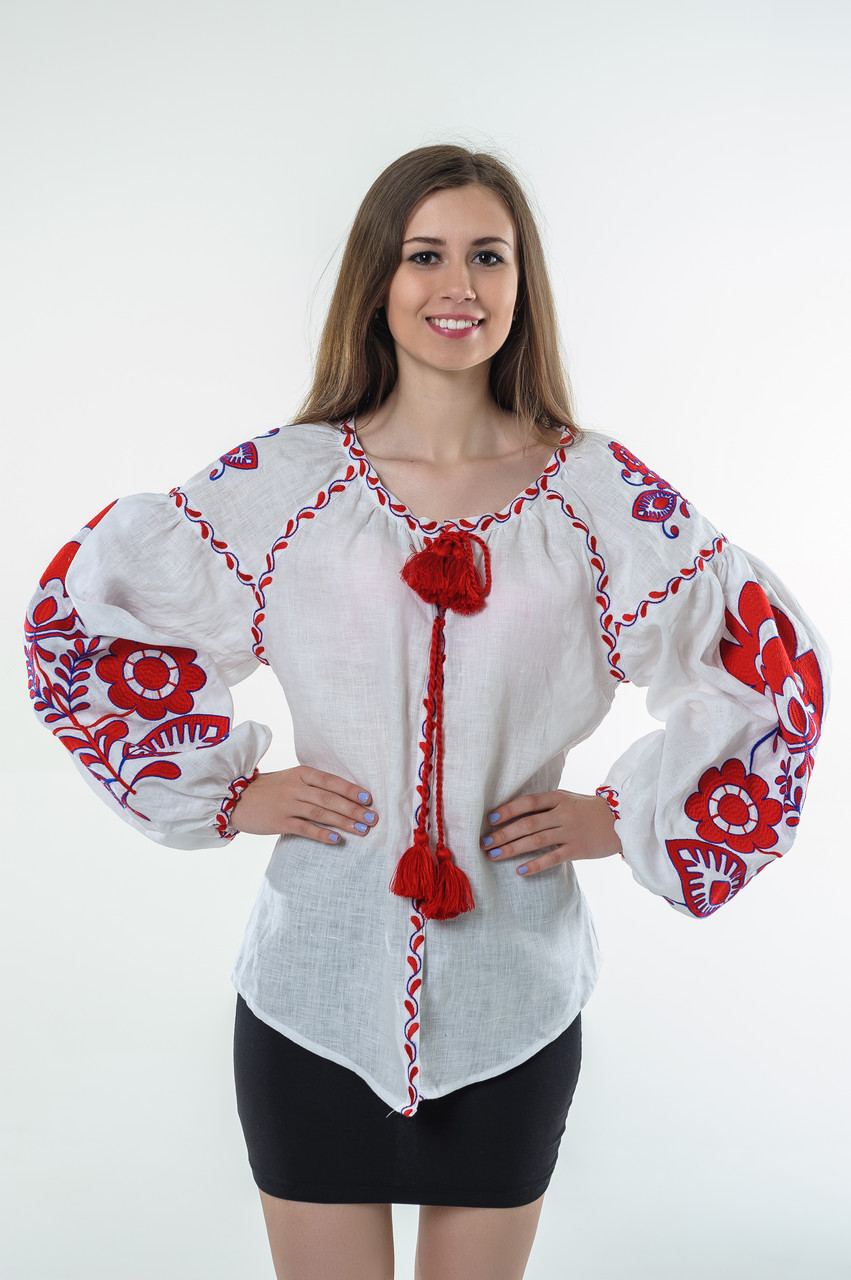 Блуза жіноча Бохо