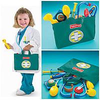 Fisher-Price Medical Kit Фишер прайс игровой набор аптечка