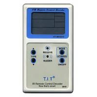 Тестер для проверки пультов цифровой XY-JMY2010 (ЖК дисплей, 27 типов м/с, АВТОПОИСК)